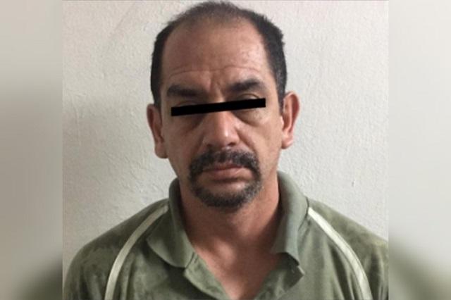 Cae en Puebla el secuestrador y homicida más buscado en Edomex
