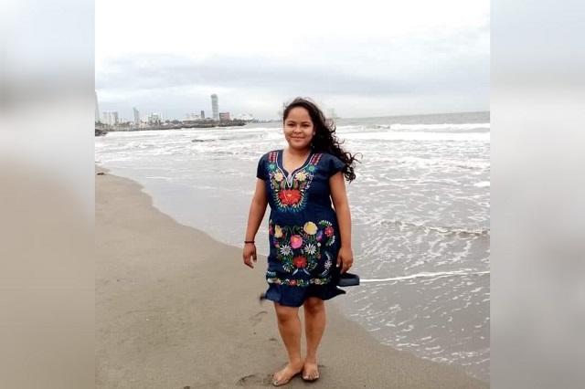 Detiene GN a la activista Kenia Hernández en Puebla