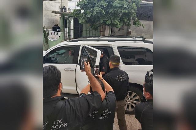 Confirma Lydia la detención de Marín Torres en Acapulco