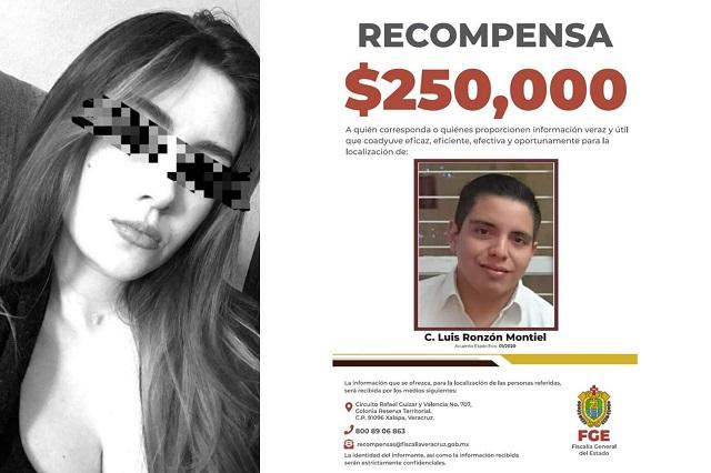 Detienen en Puebla a una mujer por la desaparición de su novio en Veracruz