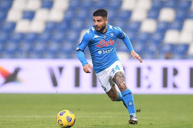 'Equipo de mierda': Insigne explota contra jugadores del Napoli