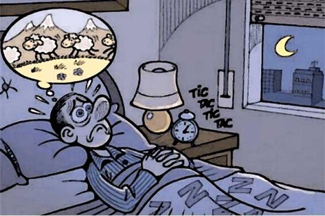 Insomnio, un problema de millones en el mundo
