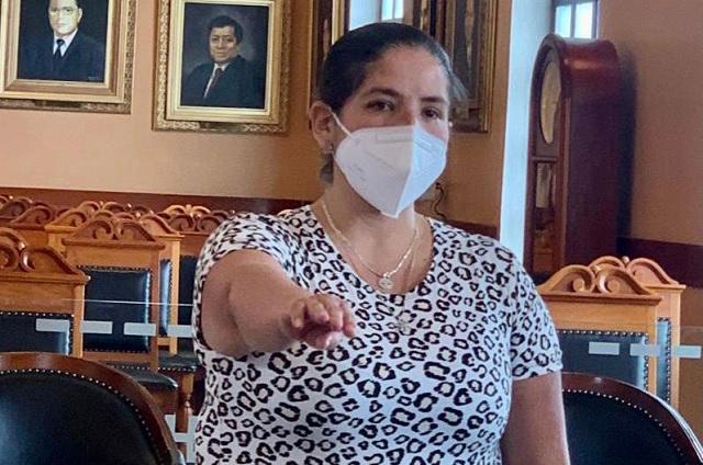 Ante el rechazo inspectora de San Vicente Ferrer presenta su renuncia