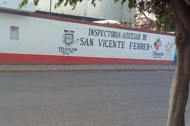 Se inconforman por imposición de inspectora Paola Zamora en Tehuacán