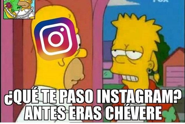 Divertidos memes de fallas en Facebook, Instagram y WhatsApp