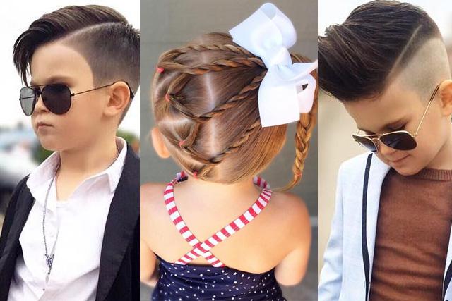 Los 10 mejores looks de niños fashionistas en Instagram