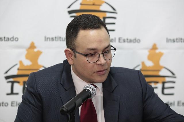 No hubo fraude en Puebla, insiste presidente del Instituto Electoral