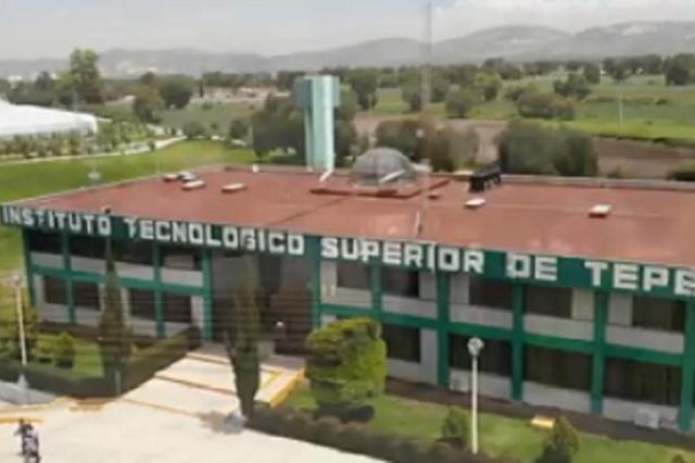 Acusan de malos manejos a directivos del Tecnológico de Tepeaca