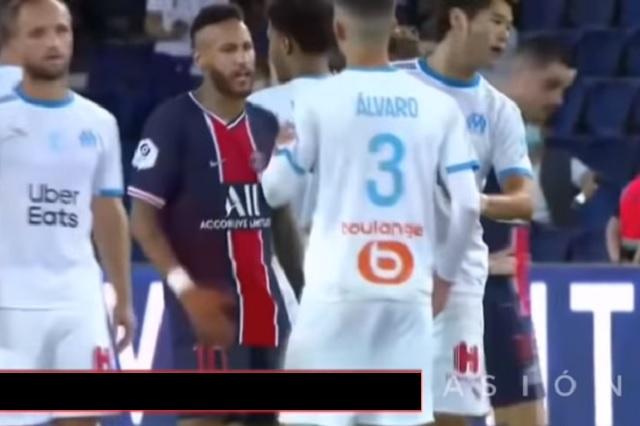 Sale a la luz el video que condenaría a Neymar por racismo