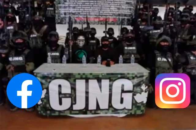 Cartel de Jalisco usa Facebook para reclutar sicarios, revelan