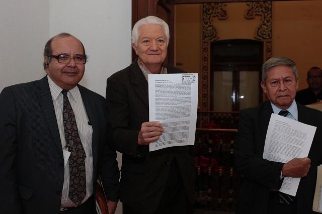 Organizaciones civiles piden juicio político contra Alonso