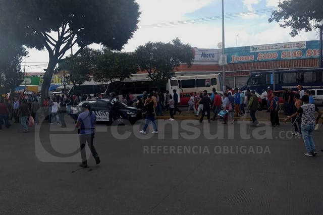 Liberan a integrante de la 28 de Octubre ligado a riña con policías