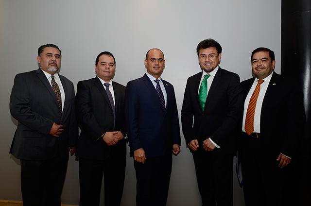 Integrantes de la Comunidad Anáhuac en el Consejo Directivo Local del IMEF