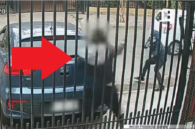 Ladrones intenan asaltar a mujer; no contaban con que era policía