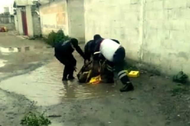 Muere presunto ladrón quemado en Huixcolotla