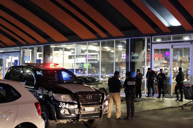 Critican inseguridad tras balacera en Chedraui Selecto