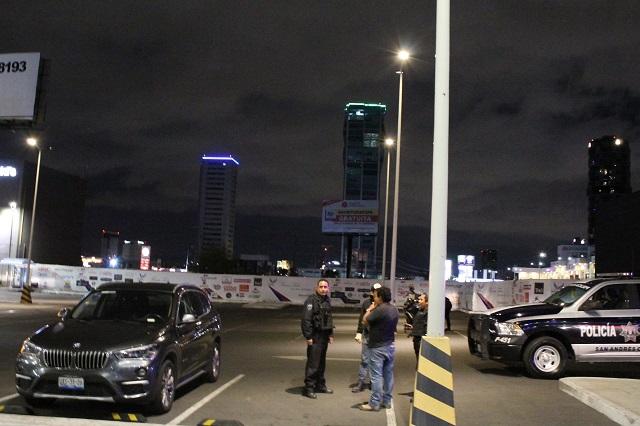 Encierran en San Pedro Cholula a asaltante de consejero Coparmex