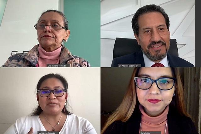 Esparza Ortiz inaugura Encuentro Internacional sobre Biomedicina