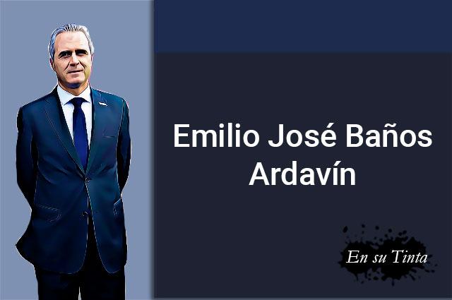 En el futbol, mi coco era Manuel Sol: Emilio José Baños Ardavín