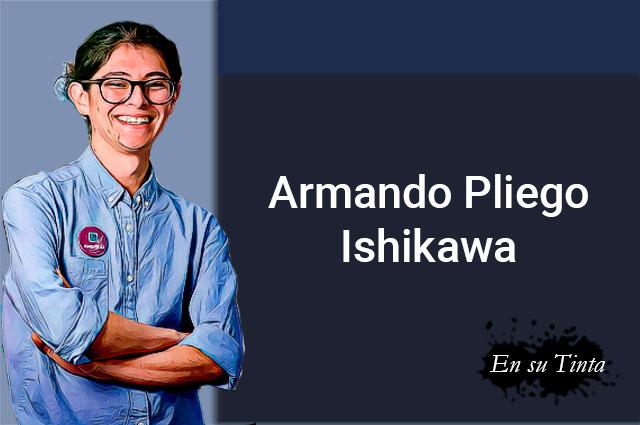 Siempre fui un buen estudiante y me buleaban: Armando Pliego Ishikawa