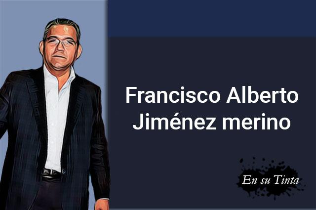 Yo aprendí a dar, aprendí a ser positivo: Alberto Jiménez Merino