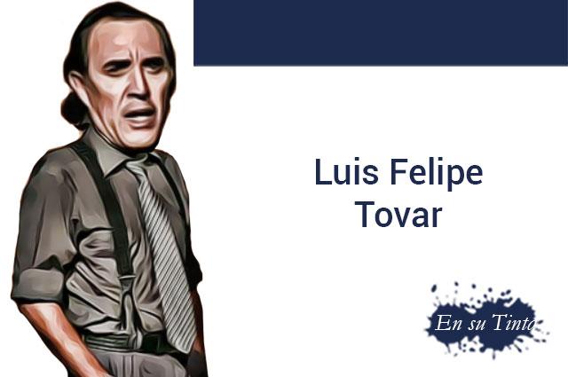 """""""Soy actor de todos lados"""": Luis Felipe Tovar"""