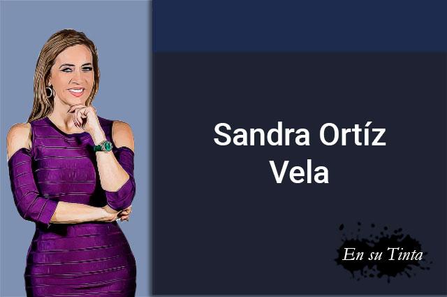 """""""La televisión es mi vida y no me imagino haciendo algo diferente"""": Sandra Ortiz"""