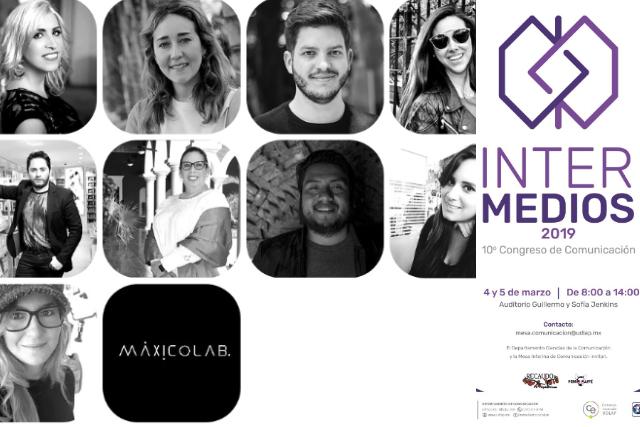 Invita Udlap a la décima edición de su Congreso de Comunicación Intermedios