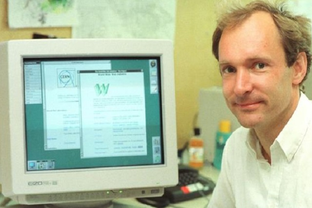 ¡Felices 30 años, world wide web!