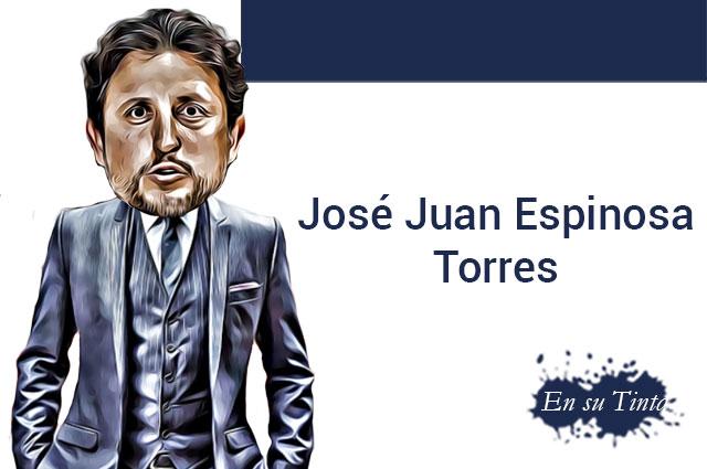 """""""Me encanta trabajar y compartir mis sueños para hacerlos realidad"""": José Juan Espinosa"""