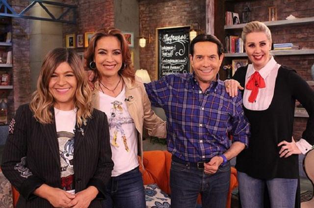 Juan José Origel confirma que Televisa saca del aire Intrusos