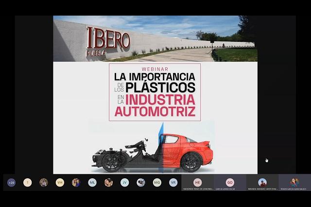 Destacan aspectos positivos de los plásticos en IBERO Puebla