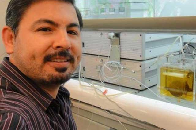Un mexicano inventa un método para convertir la orina en biogás