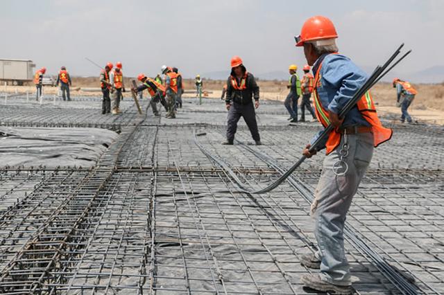 Creció 11.7% inversión en obra pública y privada en Puebla: Inegi