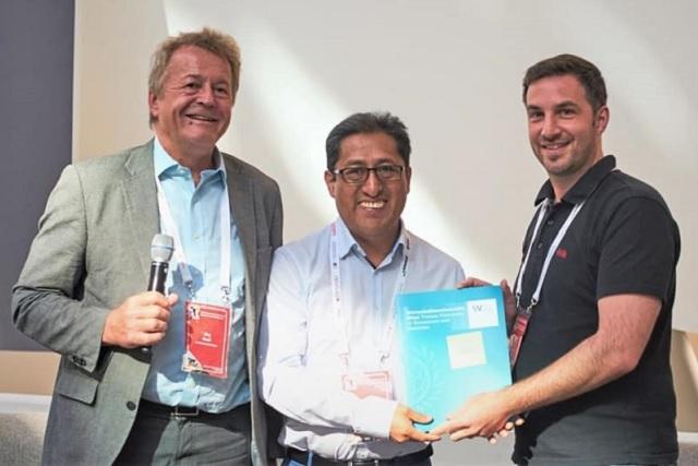Investigador del Tec, galardonado con reconocimiento internacional