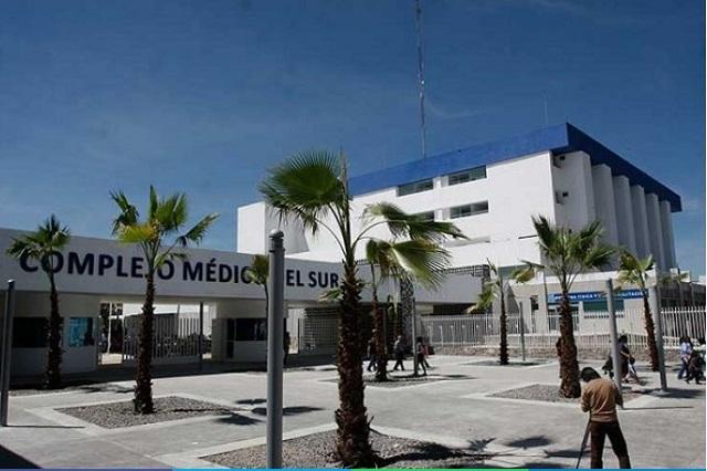 Investigan muerte de bebé en el Hospital General del Sur