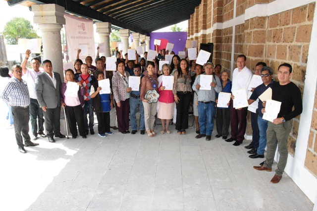 Invirtió gobierno de San Pedro Cholula 770 mdp en obra pública