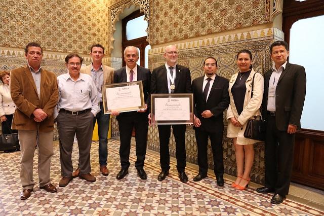 Investigadores del INAOE reciben Presea Estatal de Ciencia y Tecnología