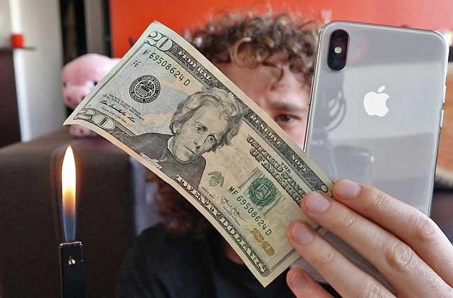 ¿Cuál es el costo real de un iPhone X? Revelan cuánto cuesta fabricarlo