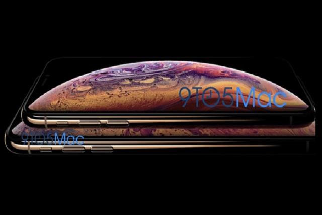 Filtran primeras imágenes del iPhone XS