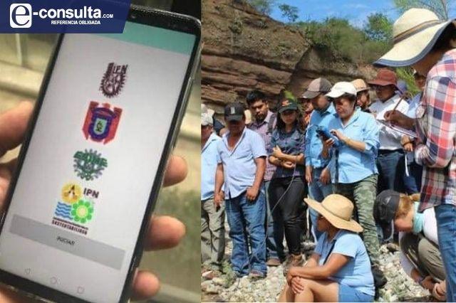 IPN crea app para medir la calidad del agua en Reserva de la Biósfera