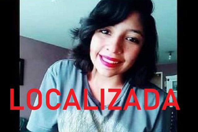 Localizan a joven desaparecida en El Carmen