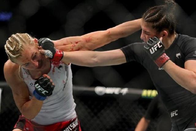 Foto: Cortesía / UFC