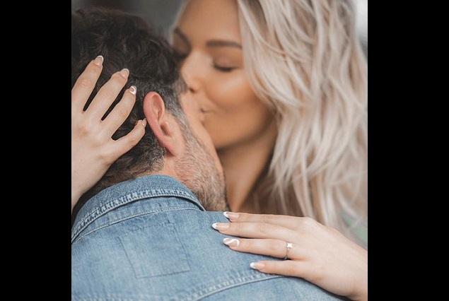 ¿Cuánto cuesta el anillo de compromiso que dio Gabriel Soto a Irina Baeva?