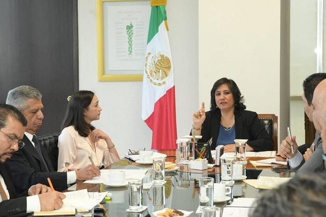 Inhabilitación a Rosario Robles, por mentir en declaración, revira SFP