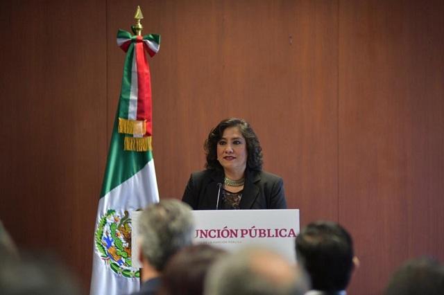 Función Pública presentó denuncias por Estafa Maestra y Casa Blanca