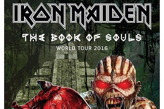 Iron Maiden anuncia los detalles de sus conciertos en México