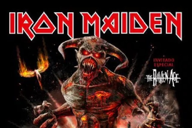 Iron Maiden vendrá a México en 2019: Mira costo de los boletos