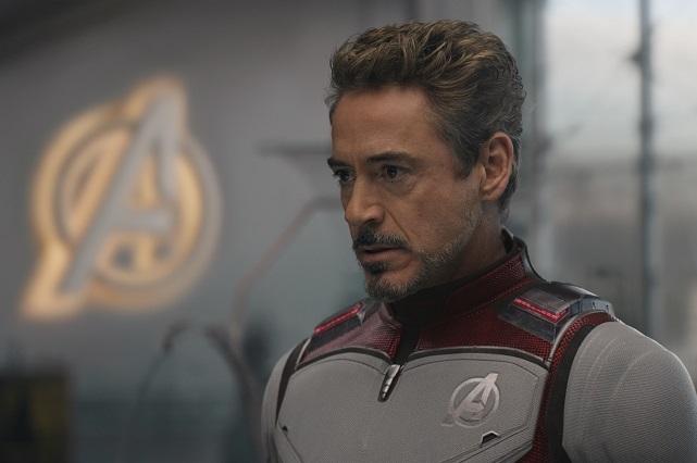 Robert Downey Jr. habla tras colgar armadura de Iron Man