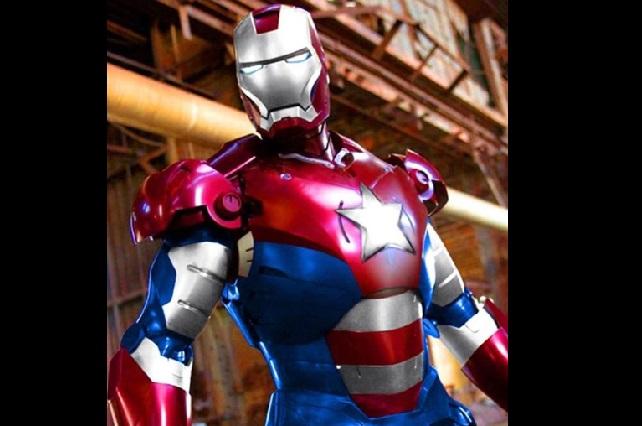Iron Man y Capitán América le dicen adiós a Stan Lee